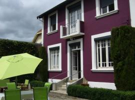 La Maison Pourpre, Tarbes