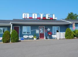 Motel Cap Blanc, Kamouraska
