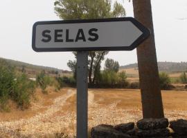 Eras Altas, Selas