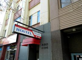Elizabeth Hostel, Melbourne