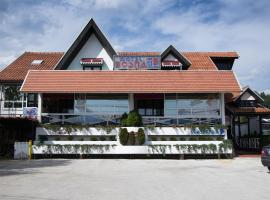 Motel Bosna, Travnik