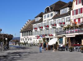 Hotel Schwanen, Rapperswil-Jona