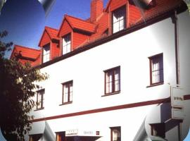 Hotel Flämingsthaler Hof, Delitzsch