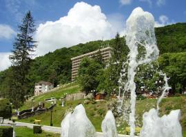 Hotel Venus, Slănic-Moldova