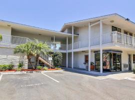 Motel 6 Santa Barbara - Goleta, Santa Bárbara