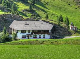 Alt Poschach, Obergurgl
