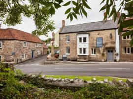 B&B The Cross at Croscombe, Shepton Mallet