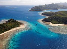 Mantaray Island Resort, Nanuya Balavu Island