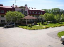 Izumrud Hotel, Yekaterinburg