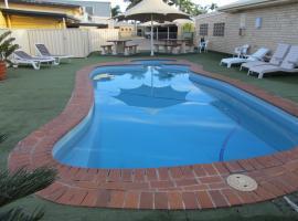 SunPalms Motel, Rockhampton