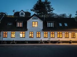 Hotel Den Gyldne Hane, Yderby