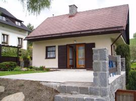 Chalupa Nový Jimramov, Jimramov