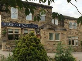 Heath Cottage Hotel & Restaurant, Dewsbury