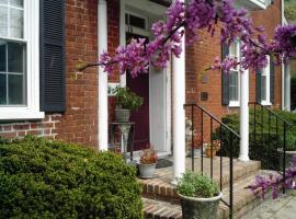 Barker House Bed & Breakfast, New Oxford