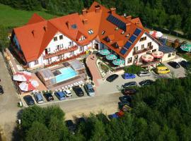 Hotel Zefir, Polańczyk