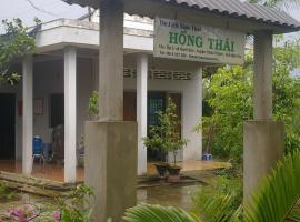 Hong Thai Homestay, Bến Tre