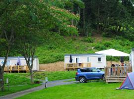 Camping d'Arrouach, Lourdes