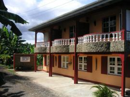 Dominica's Sea View Apartments, Calibishie