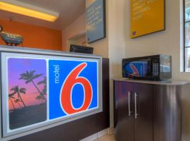Motel 6 Santa Ana, Santa Ana