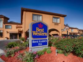 Best Western Rose Garden, واتسونفيل