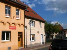 Apartment Lutherrose, Lutherstadt Eisleben
