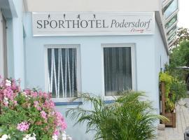 Sporthotel Podersdorf, Podersdorf am See