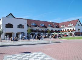 Hotel Sluneční dvůr, Brno