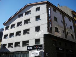 Hotel Les 7 Claus, Andorra la Vella