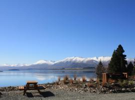 , Lake Tekapo