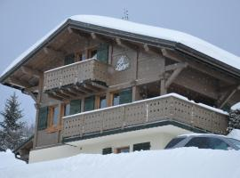 Catered Chalet Le Lapye - 1066