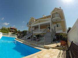 Irini's Villa, Kokoláta