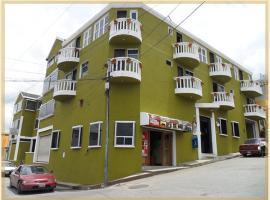 Hotel Las Terrazas, Cobán