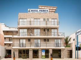 Piero's Hotel, Viña del Mar