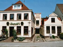 Hotel Soldwisch, Travemünde