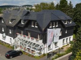 Hotel zum Kreuzberg, Winterberg