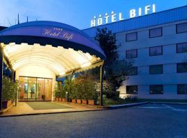 Hotel Bifi, Casalmaggiore
