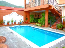 The Green Frog Inn B&B, San Pedro Sula