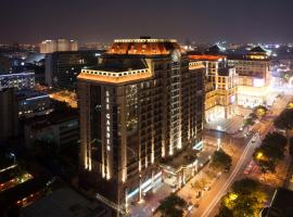 Lee Garden Service Apartment, Pékin