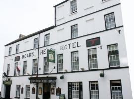 Boars Head Hotel, Carmarthen