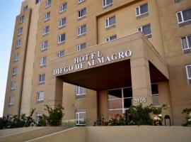 Hotel Diego De Almagro Arica, Arica