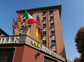Hotel Città Dei Mille, Bergamo