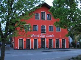 Hotel Zur Linde, Hohenlinden