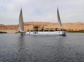 Amalia Dahabiya, Luxor