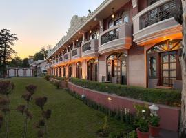 The Golden Palms Hotel & Spa, Mussoorie