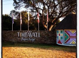 Timbavati Safari Lodge, Mbabat