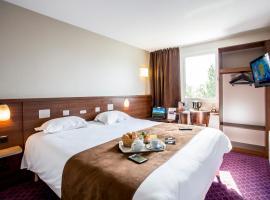 Brit Hotel Rennes Le Castel, Rennes