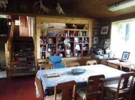 Moe's Yukon Hostel Adventures, Beloud Post