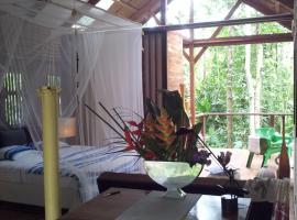 Mar Verde Lodge, Puerto Viejo