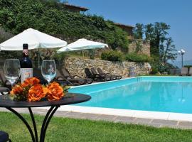 Casa Vacanze il Castellaccio, Lucolena i Chianti