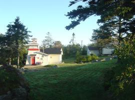 Sluice Point Cottages, Tusket